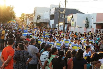 Resultado de imagem para fotos do desfile do 7 de setembro em sao paulo do potengi