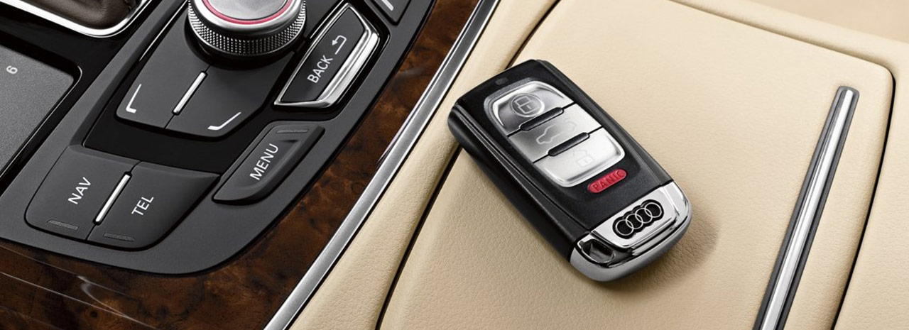 Technology & Keyless Cars: How Well Do They Mix?