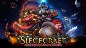 Game Siegecraft Commander Apk v1.2.4270 For Android