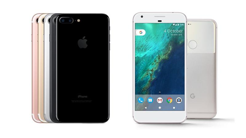 Google wants to build there own iPhone and processors