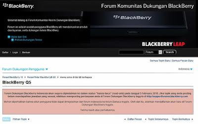 Dua Cara Mengembalikan Sms Yang Terhapus Di Blackberry Paling Mudah