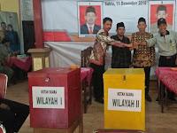 Ini Nama Pemenang Pilkades di 61 Desa di Kabupaten Pati