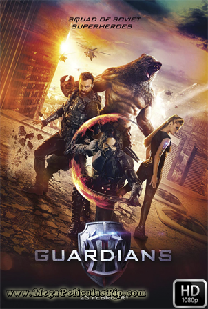 Guardianes 1080p Latino