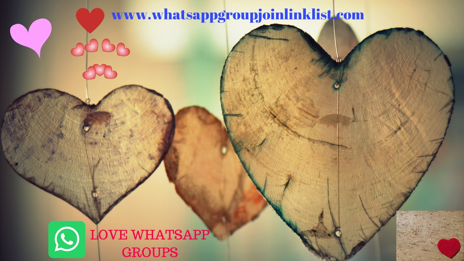Love WhatsApp Group Join Link List-Love WhatsApp Groups