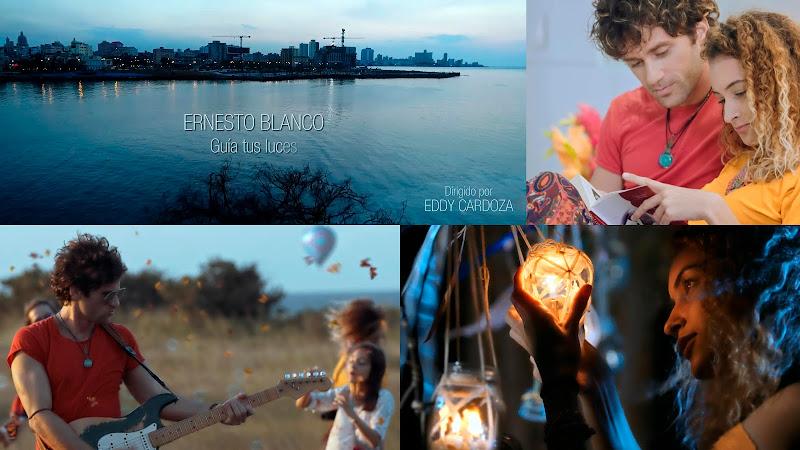 Ernesto Blanco - ¨Guía tus luces¨ - Videoclip - Dirección: Eddy Cardoza. Portal del Vídeo Clip Cubano