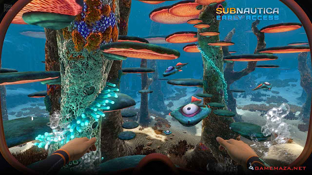 Subnautica Gameplay Screenshot 2