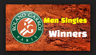 french open, roland garros, past, winners, champions, list, by year.