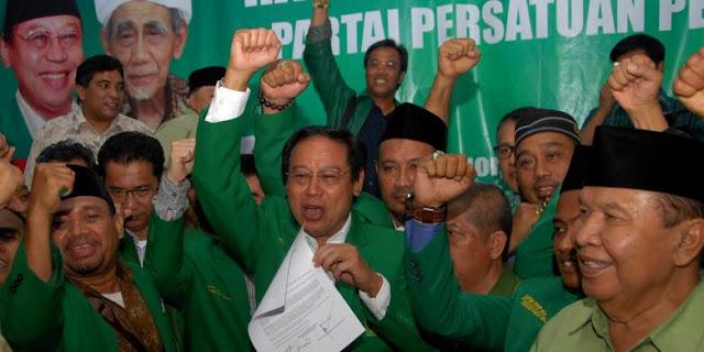 PPP Kubu Djan Faridz Gugat Jokowi Rp 1 Triliun