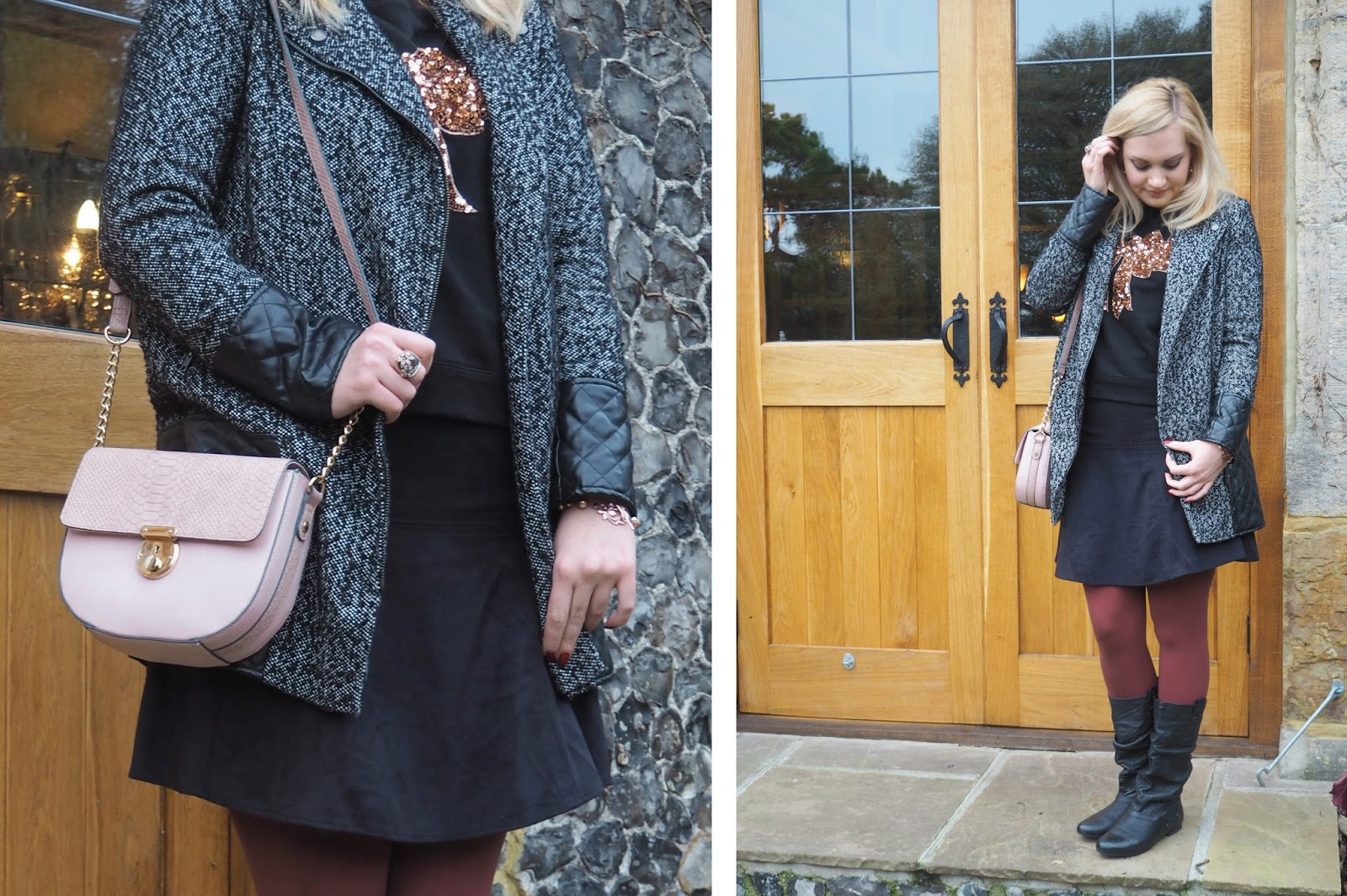 Bronze Bow: Outfit | Katie Kirk Loves