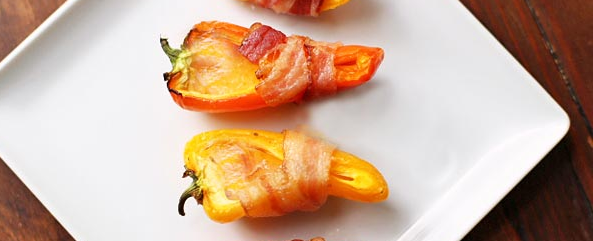 Images, Photos, IMG, Intapict Stuffed Mini Peppers