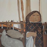 Gil Imana pintura figurativa