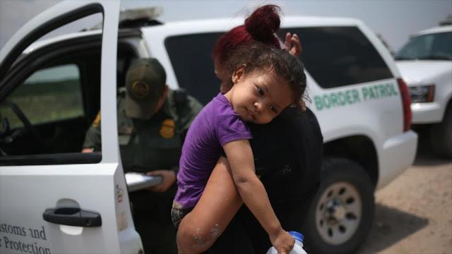 EEUU amenaza con separar a migrantes indocumentadas de sus hijos