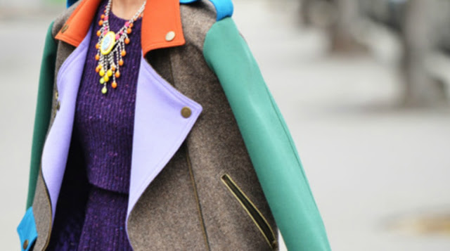 How To Master Color Blocking