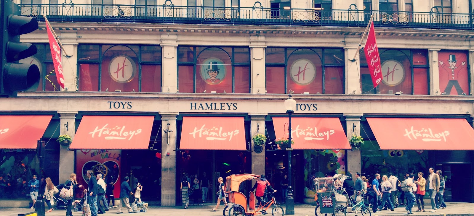 , Hamleys, London – The Finest Toy Shop in the World
