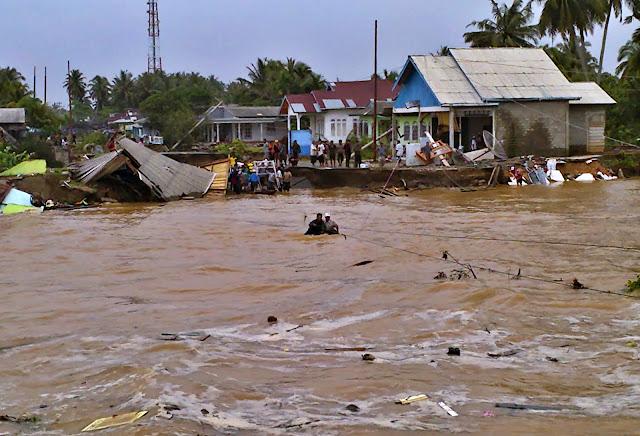 Miris, Banjir Jadi Masalah di Kota Bandung, Warga Minta Normalisasi Sungai