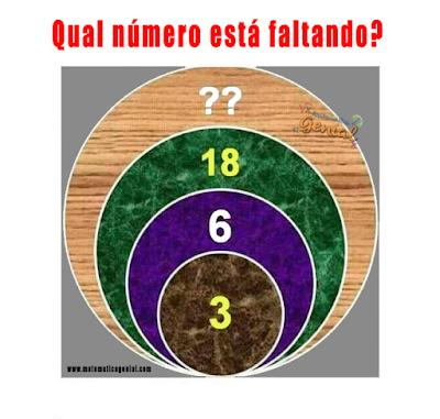 Desafio - Qual número está faltando?