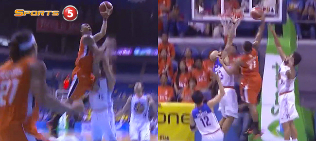 Chris Newsome DUNKS All Over the Ka-Tropa! (VIDEO)