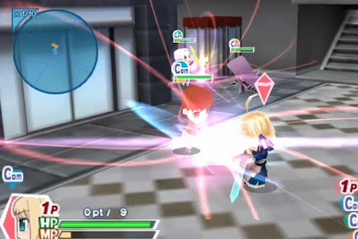 Download Fate Tiger Colosseum Upper PSP PPSSPP