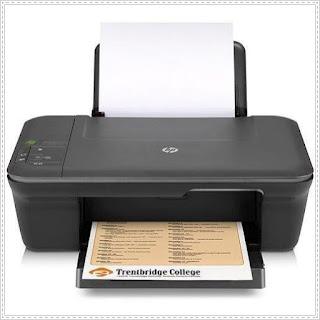 Driver Impressora HP Deskjet 1051
