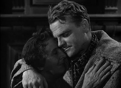 Margaret Wycherly, James Cagney - White Heat (1949)
