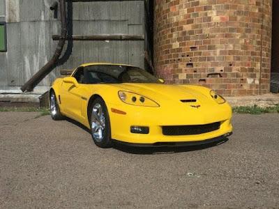 2011 Chevy Corvette Grand Sport for sale Purifoy Chevrolet Near Denver
