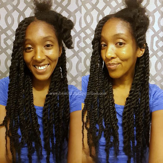 my first attempt | marley/havana twists | the process | pic heavy