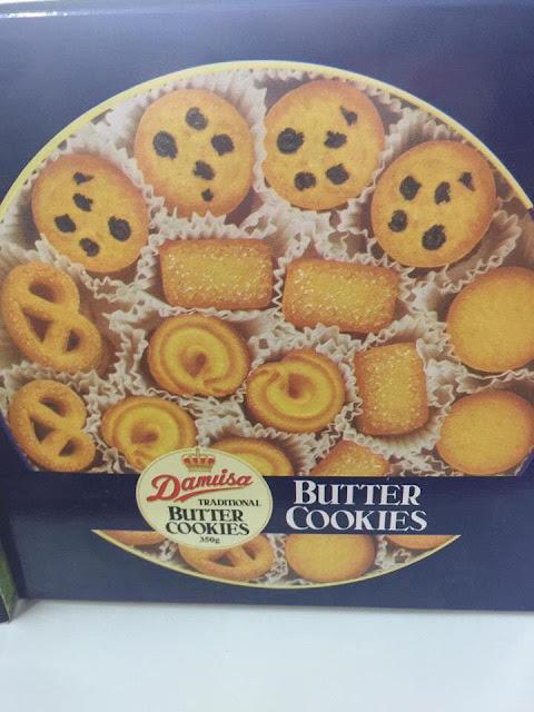Bánh Danisa giả, không chỉ người tiêu dùng mới bị lừa