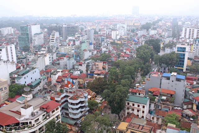 Hanoi view, Vietnam - lifestyle & travel blog
