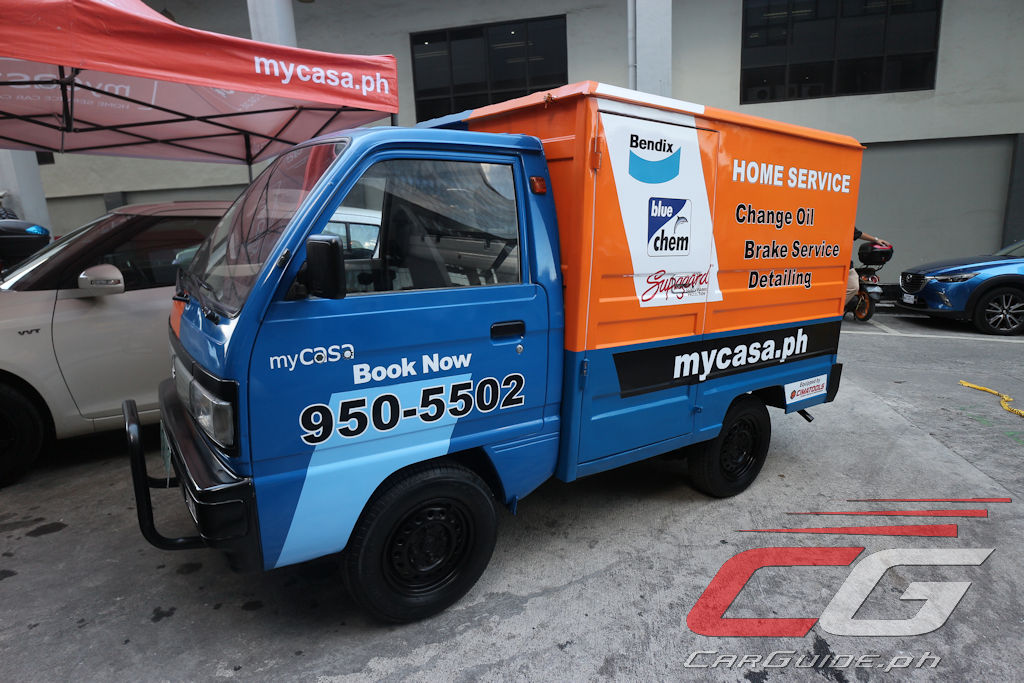 MyCasa Offers 24/7 Home Service Car Maintenance   Philippine
