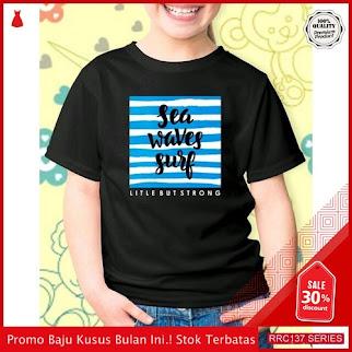 RRC137B42 Baju Fashion Anak Sea Wave Surf Fashion BMGShop