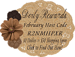 February Doily Rewards Host Code R2NMHPXR