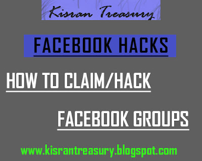 How to Hack/Claim as Fb Group Admin 2016 100% working method