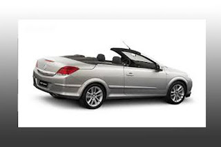 Astra Boot will not open Convertible
