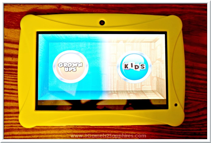Android ClickN Kids Family Tablet
