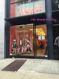 Mi experiencia en Birchbox Soho NYC