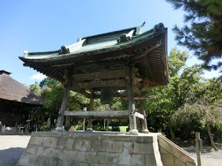 称名寺の銅鐘