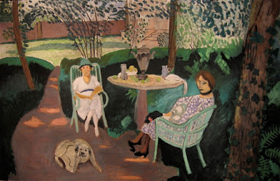 Henri Matisse - Tea,1919