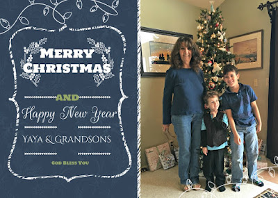 Christmas card: FotoJet