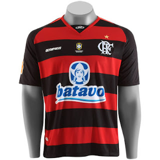 6445030248ed2 Camisa Original do Flamengo