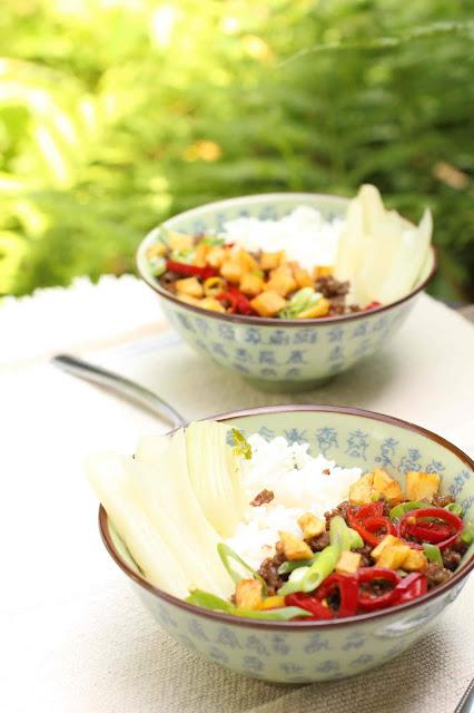 minchi recette macanaise