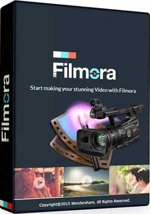 Wondershare Filmora 7.8.1.2 Full Version