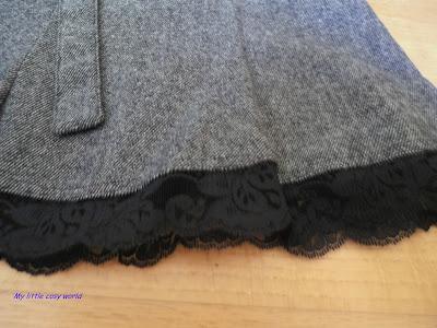 Μάκρεμα φούστας