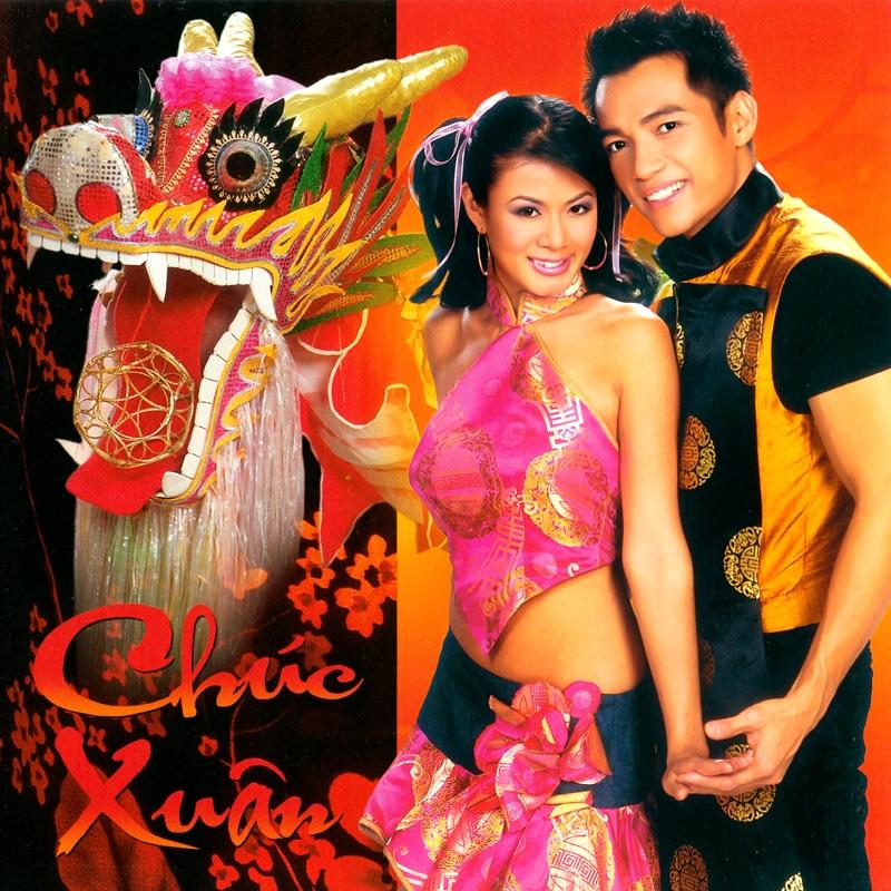 Thúy Nga CD344 - Chúc Xuân (NRG) + bìa scan mới