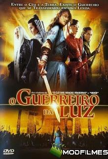 Capa do Filme O Guerreiro Da Luz