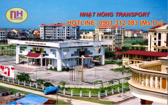 Công ty vận chuyển hàng hóa đi Hưng Yên giá rẻ nhất Tphcm