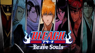 Bleach Brave Souls v5.1.1 Mod Apk Terbaru Android (Mega Mod)