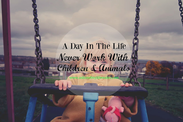 Vlog - a day in the life video - toddler and kittens - mummy daughter day - never work with children and animals