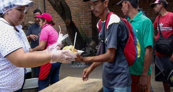 """Cúcuta: """"No alimente a los venezolanos"""" o le caerá una multa"""