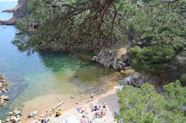 Costa Brava, litoral norte da Catalunha