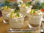 Limetkový dezert - recept